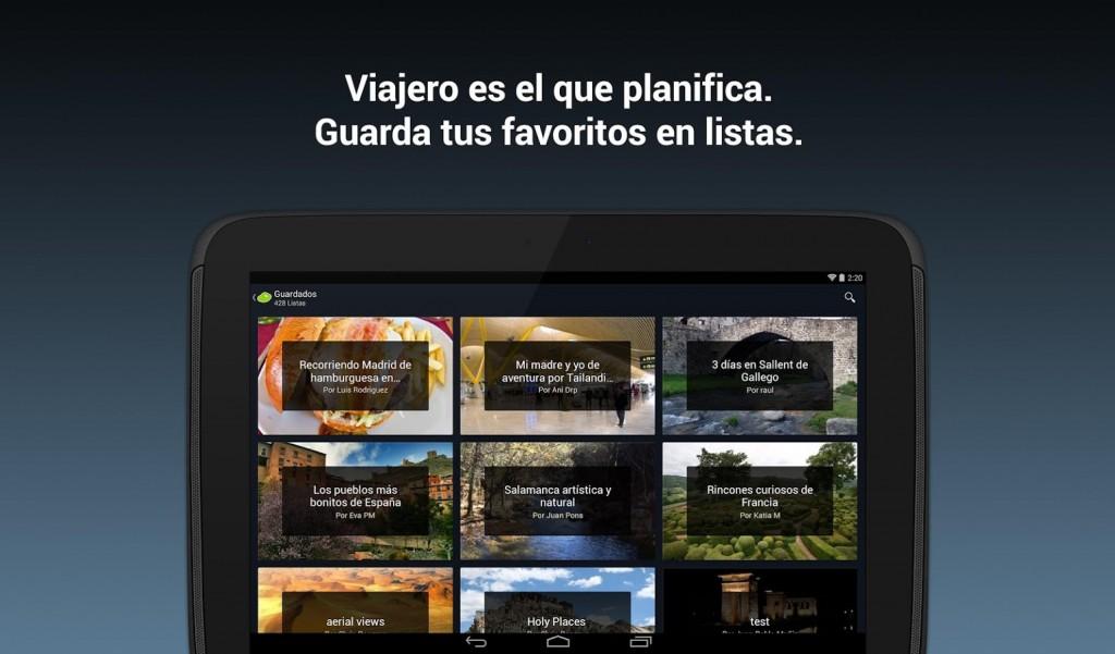 minube-app-listas