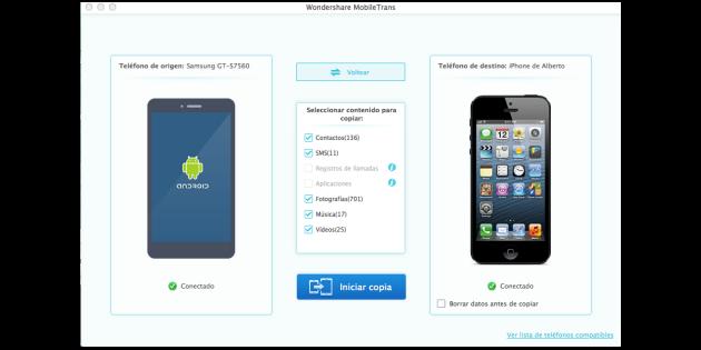 schreenshot mobile trans
