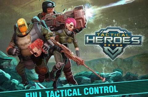 Tactical Heroes: estrategia por turnos en tu iPad