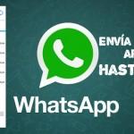 WaSend, la app para enviar archivos pesados a través de WhatsApp