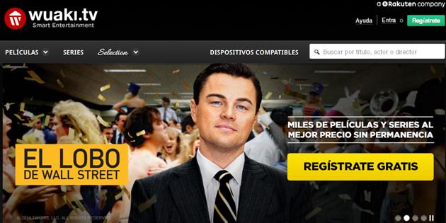La plataforma española Wuaki.tv acelera su expansión europea