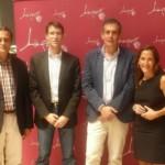 Presentan la primera app de turismo para Smart TV de España