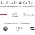 Apple anuncia 9 nuevos fabricantes de automóviles que se suman a CarPlay