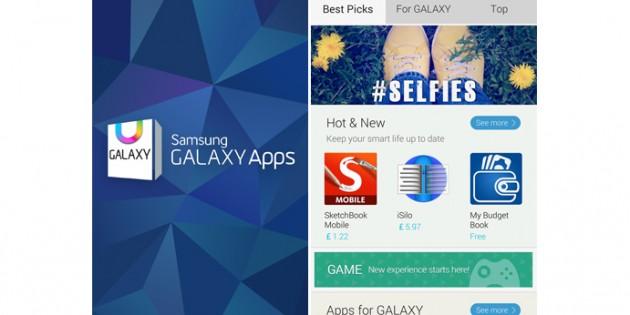 Samsung Apps se convierte en Galaxy Apps