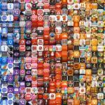 Cada mes solo usamos dos docenas de apps en nuestros dispositivos móviles