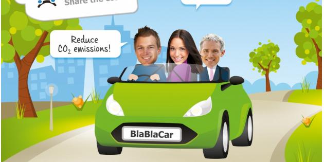 blablacar apps consumo colaborativo