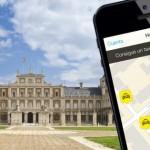 La app para taxis Hailo llega a Aranjuez