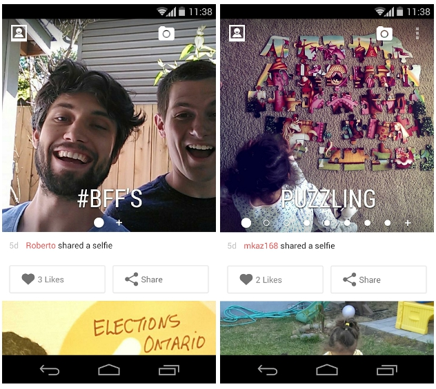selfies-android-automattic