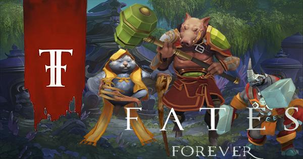 Fates Forever, el primer MOBA exclusivo para iPad