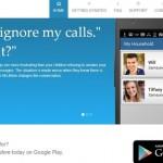 Ignore No More, una app para que los hijos no ignoren las llamadas y SMS de sus padres