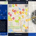 SketchFactor, una app para alertar de zonas urbanas inseguras