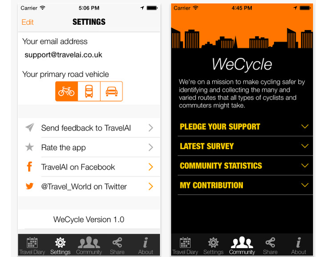 wecycle-app