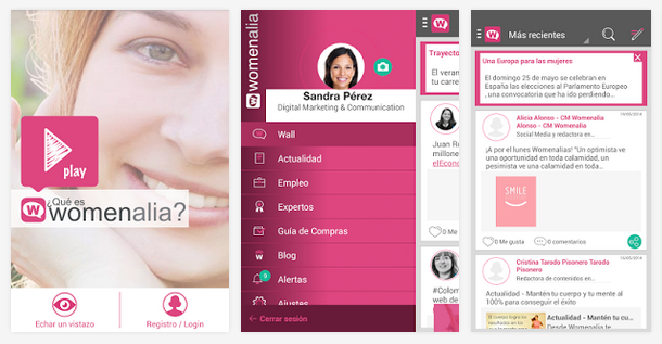 womenalia-app-android