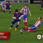 FIFA 15 Ultimate Team hace equipo en iOS, Android y Windows Phone