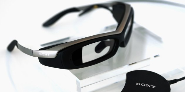 Sony anuncia un kit de desarrollo de software para SmartEyeglass
