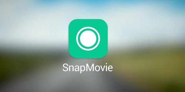 Line convierte su función SnapMovie en una app independiente