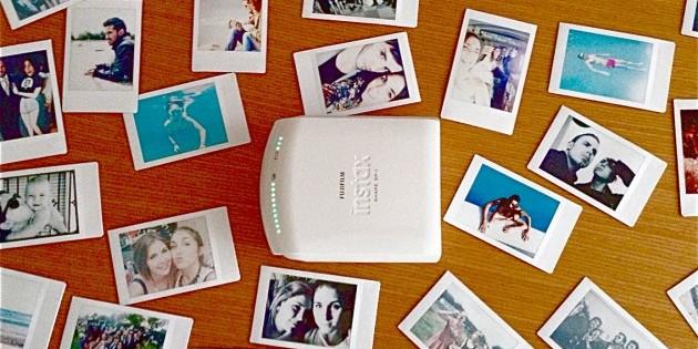 Instax Share Fujifilm fotos