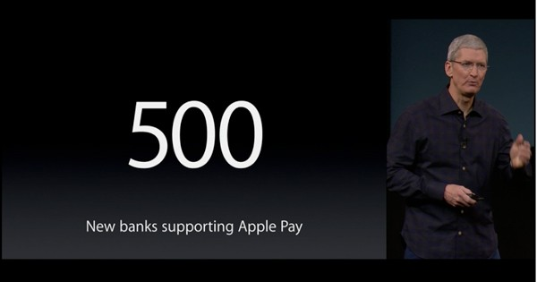 Apple Pay estará disponible el 20 de octubre