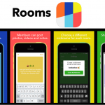 Facebook reinventa las salas de chat con Rooms
