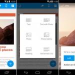 Jimdo ya permite crear y modificar páginas web desde Android