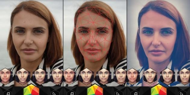 Looksery te permite cambiar tu look en videollamadas y grabación de vídeo