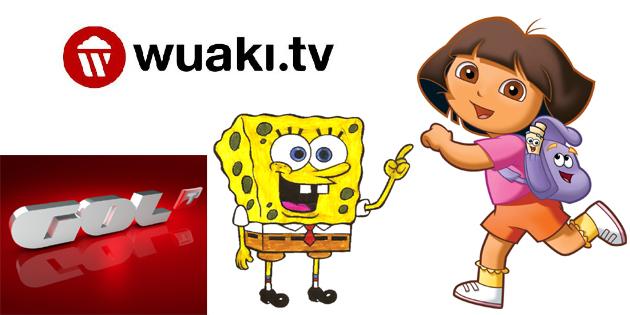 Wuaki.tv ofrece fútbol a los mayores y dibujos a los pequeños