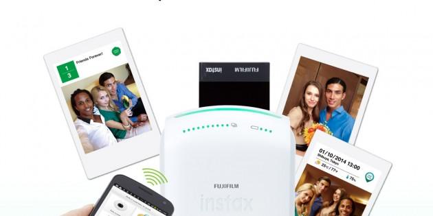 Applicantes regala una impresora Fujifilm Instax Share entre sus lectores