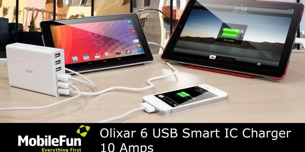 Las mejores baterías externas para dispositivos móviles