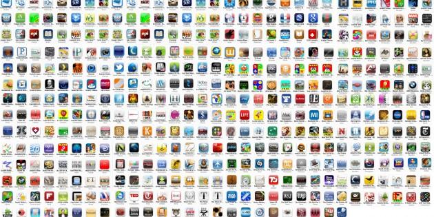 En octubre las descargas de apps de iOS aumentaron un 23%