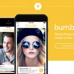 Bumble, otra app de citas lanzada por ex empleados de Tinder