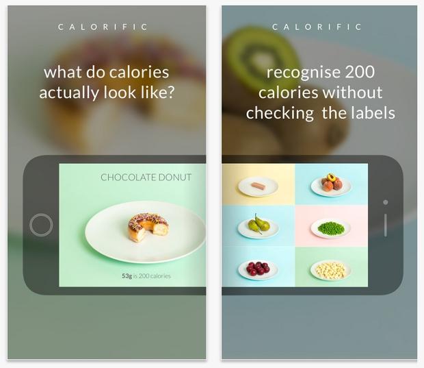 calorific-app