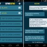 OneOne, un Snapchat para peces gordos