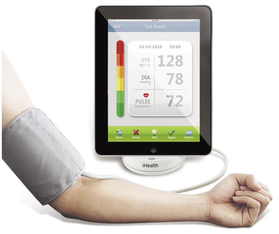 app para medir la presion arterial