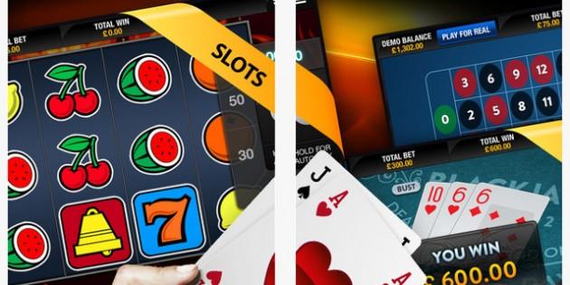 Confía en el azar y en tu suerte con la app de Casino.com