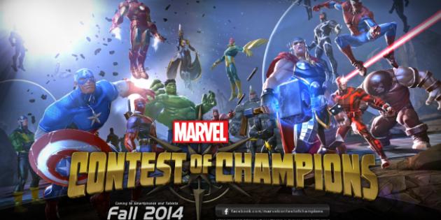 Marvel y Kabam colaborarán en otro mobile game