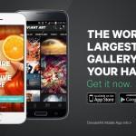 Deviant Art se estrena en iOS y Android