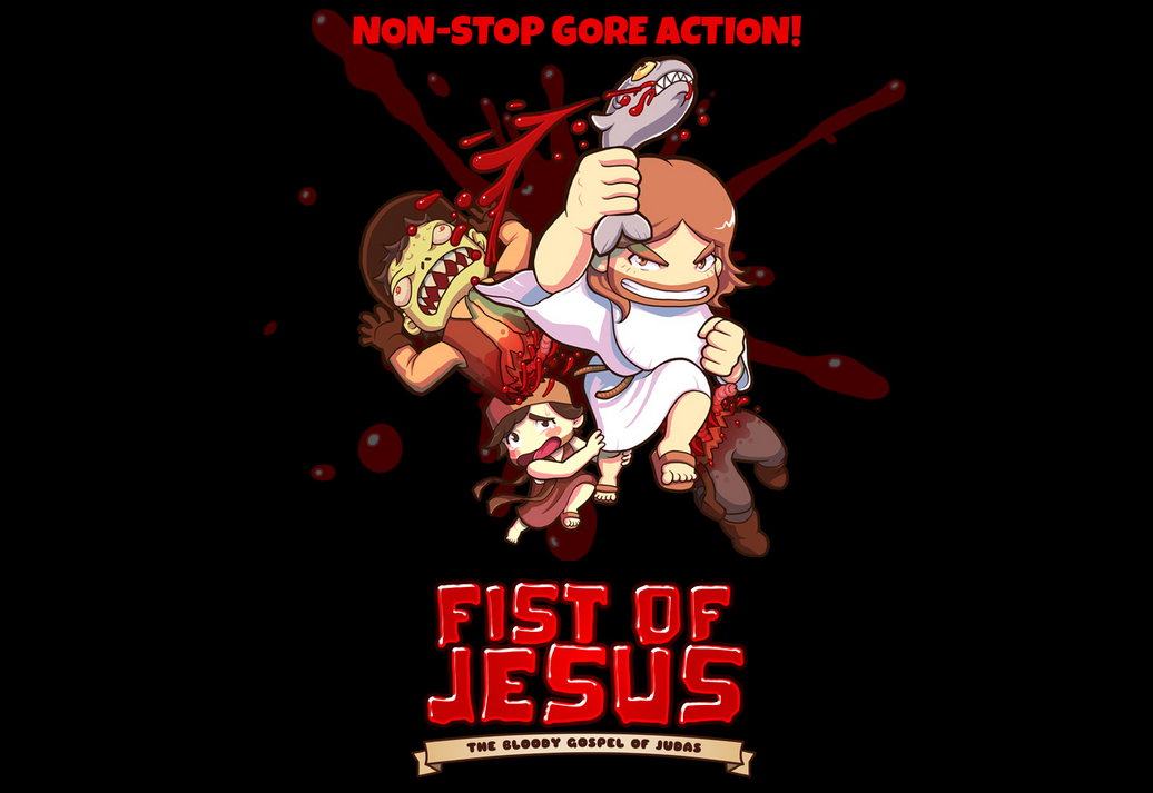 fist-of-jesus-juego