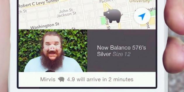 Vídeo: PiggyBack, el Uber para que te lleven a cuestas