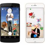 Stickered, la nueva app de Facebook para poner stickers sobre tus fotos