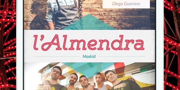 No te pierdas el nuevo número de L'Almendra, la primera revista para iPads dedicada (en cáscara y fruto) a Madrid