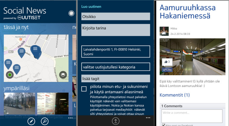 social-news-app-microsoft