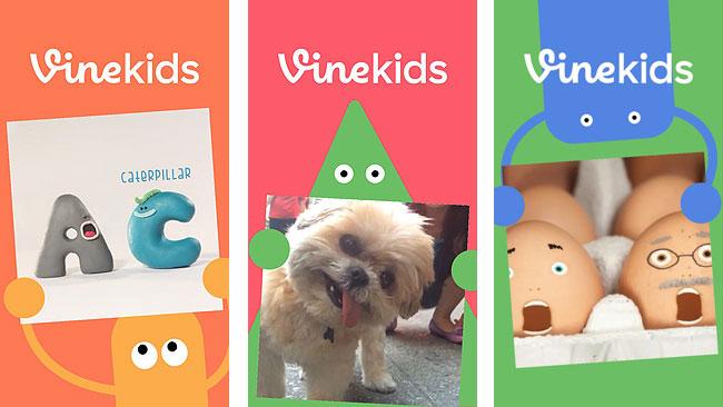 vine-kids-app