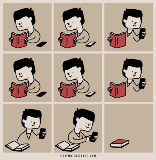 estudiando-smartphone-cinismo-ilustrado