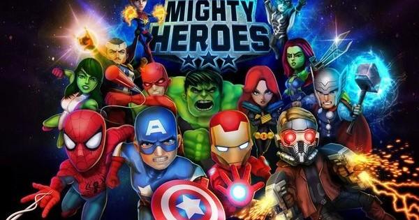 Marvel Mighty Heroes aterrizará en iOS y Android a finales de año