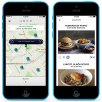 Uber quiere conquistarnos por el estómago