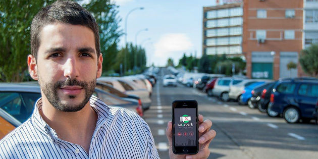 """Wazypark: """"Notificamos 11.000 aparcamientos libres al día"""""""