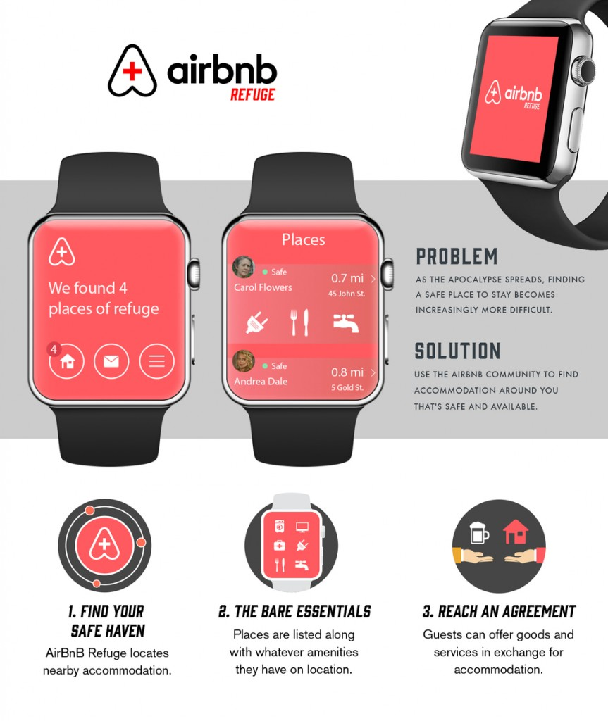 Airbnb-zombie