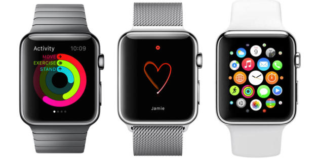 Los desarrolladores han enviado más de mil apps para el Apple Watch