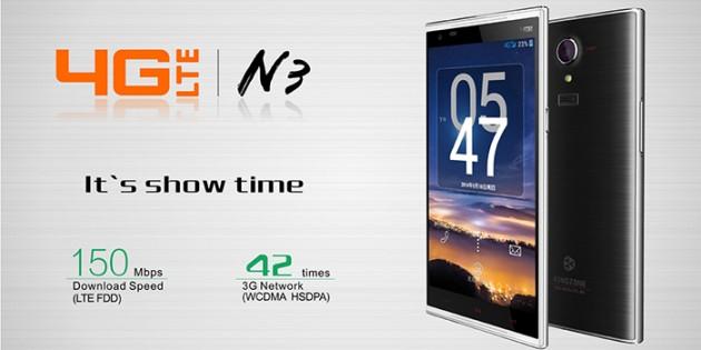 Kingzone N3 Plus LTE, conectividad 4G a precio asequible en igogo.es