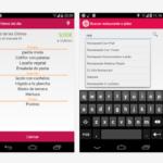 Menusaldia, menús del día que saltan de las pizarras a los smartphones Android
